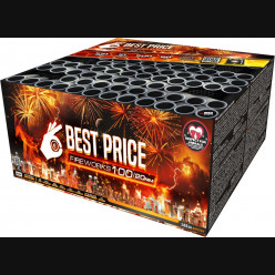 C10020XBPW14 Best Price Wild Fire Fan-Shape